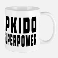 Hapkido Is My Superpower Mug