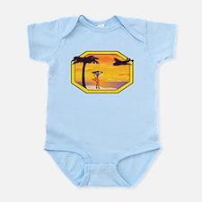 Adventures Happen Island Infant Bodysuit