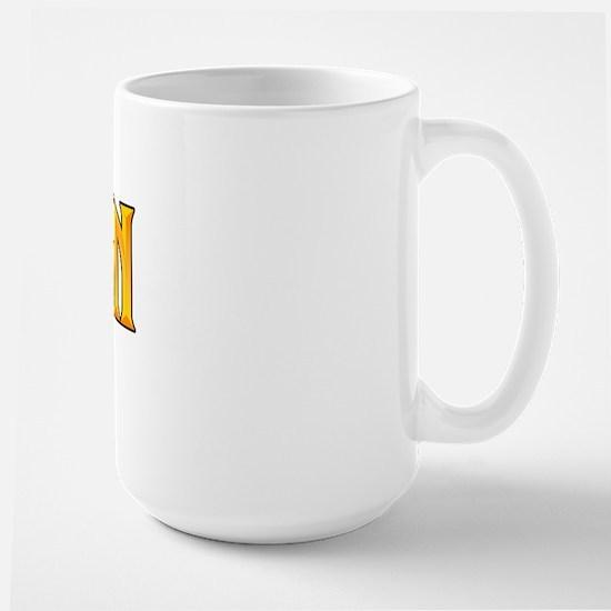 Shaman @ eShirtLabs.Com Large Mug