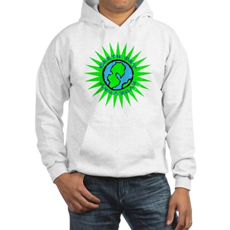 Earth Day Everyday #E2 Hooded Sweatshirt