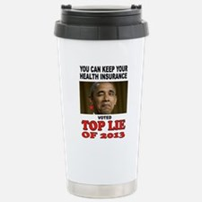 OBAMA DUCKS Travel Mug