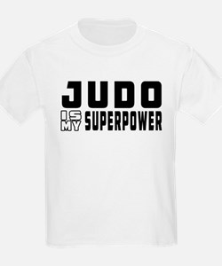 Judo Is My Superpower T-Shirt