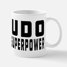 Judo Is My Superpower Mug