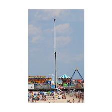 Seaside Heights Casino Pier  Decal