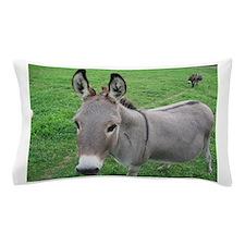 Miniature Donkey Pillow Case