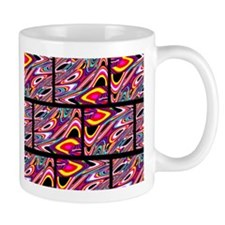 Retro Abstract Mugs