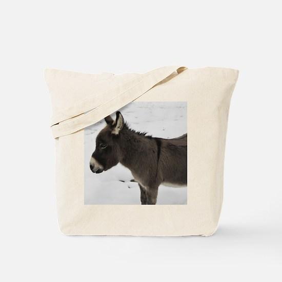 Miniature Donkey III Tote Bag