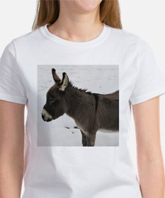Miniature Donkey III Women's T-Shirt