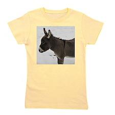 Miniature Donkey III Girl's Tee