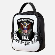 Elite One Percent Neoprene Lunch Bag