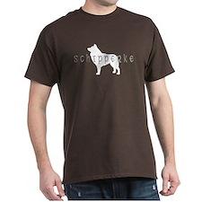 schipperke dogs T-Shirt