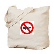 Anti Oyster Tote Bag