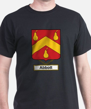 Abbott Family Crest T-Shirt