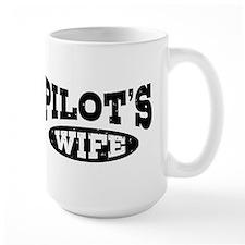 Pilot's Wife Mug
