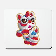 Cute Lion Dancer Mousepad
