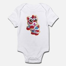Cute Lion Dancer Body Suit