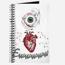 Eye Heart Ewww Journal