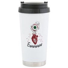 Eye Heart Ewww Travel Mug
