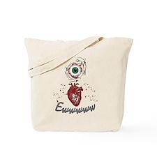 Eye Heart Ewww Tote Bag