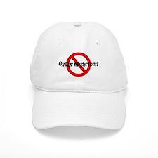 Anti Oyster Mushrooms Baseball Cap