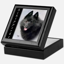 Schipperkes Keepsake Box