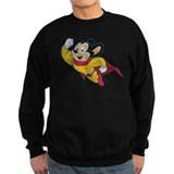 Mighty mouse vintage Sweatshirt (dark)