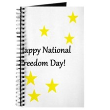 National Freedom Day Journal