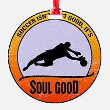 Soccer Goalie - Soul Good Ornament