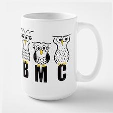 BMC Owls Large Mug