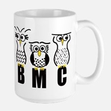 BMC Owls Mug