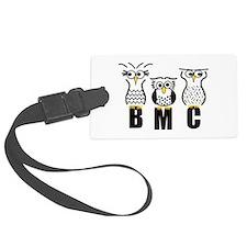 BMC Owls Luggage Tag