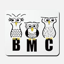 BMC Owls Mousepad