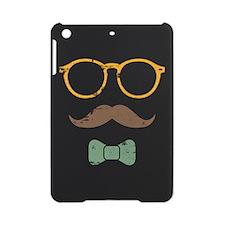 Mustache Face w/ Bowtie iPad Mini Case