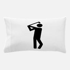 Golf player Pillow Case