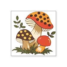 Merry Mushroom Sticker