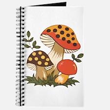 Merry Mushroom Journal