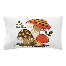 Merry Mushroom Pillow Case