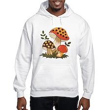 Merry Mushroom Hoodie