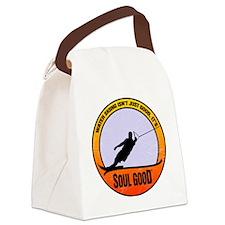 Water Ski - Soul Good Canvas Lunch Bag