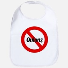 Anti Onions Bib