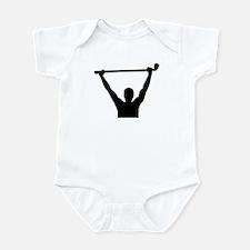 Golf champion winner Infant Bodysuit