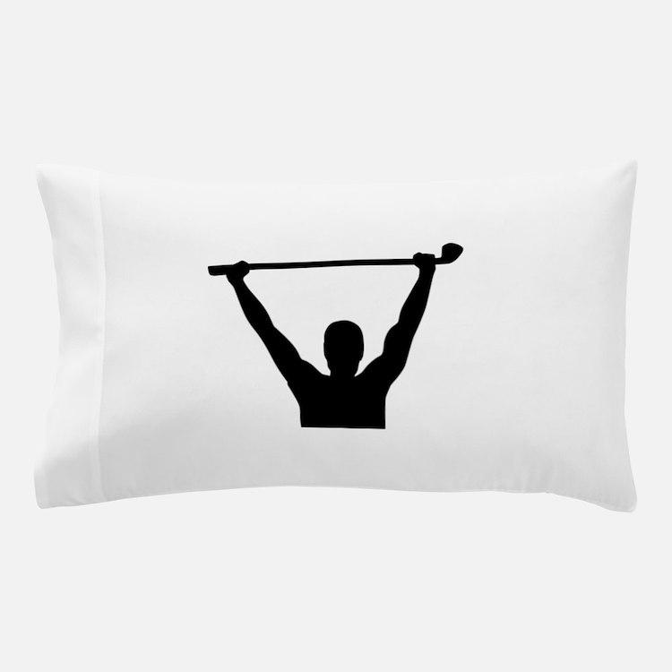 Golf champion winner Pillow Case