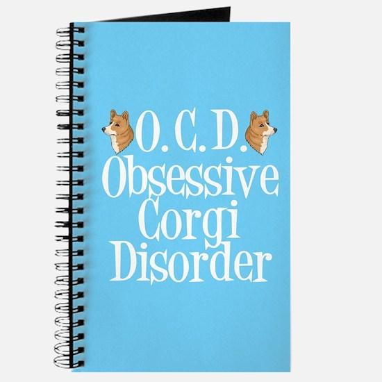 Obsessive Corgi Disorder Journal
