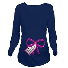 Mommys Little Valentine Maternity Long Sleeve Mate