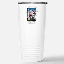 Lighthouses of the Bahamas Travel Mug