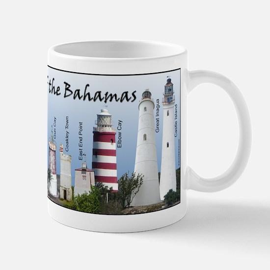 Lighthouses Of The Bahamas Mugs