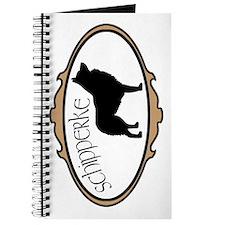 schipperke dog Journal