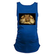 Baby Sulcata Tortoise Maternity Tank Top