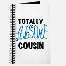 Blue Awesome Cousin Journal