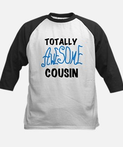 Blue Awesome Cousin Tee